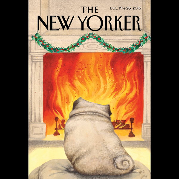 The New Yorker, December 19th and 26th 2016: Pa...