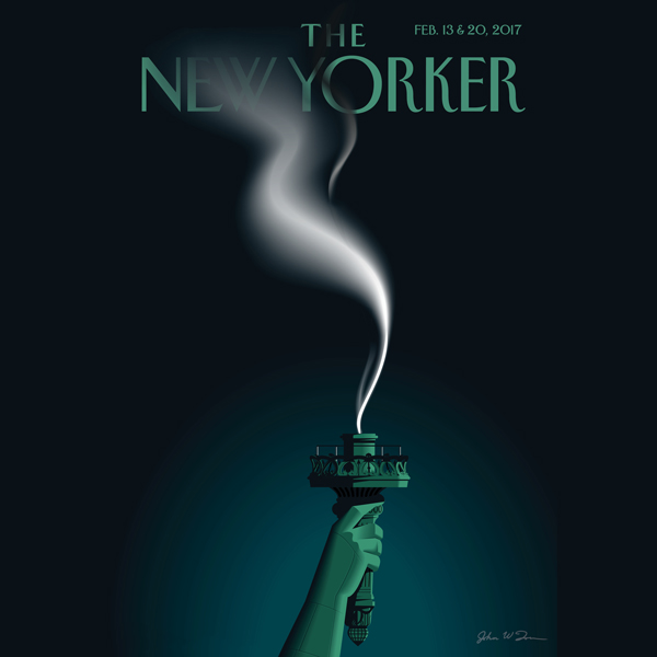 The New Yorker, February 13 & 20: Part Two (Dan...