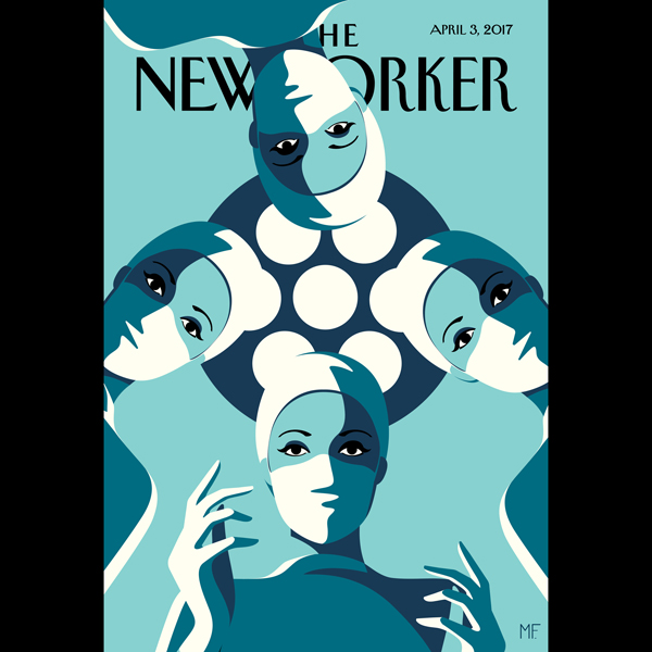 The New Yorker, April 3rd 2017 (Jeffrey Toobin,...
