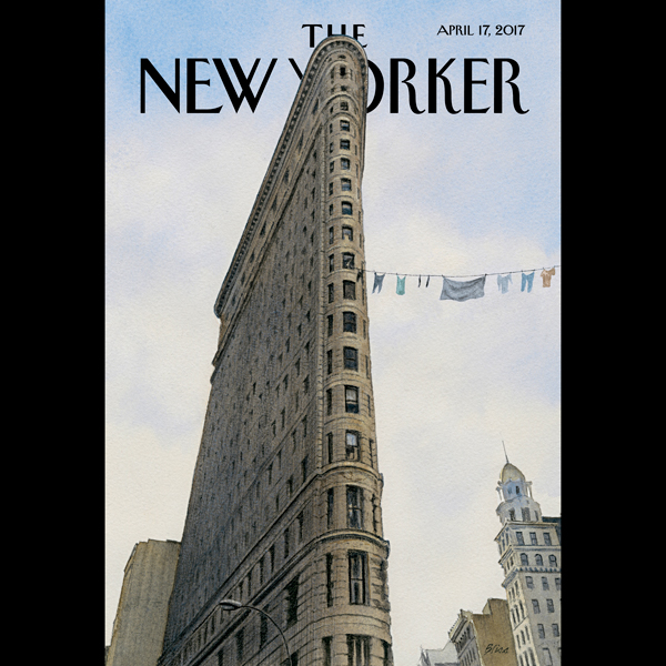 The New Yorker, April 17th 2017 (Jeffrey Toobin...