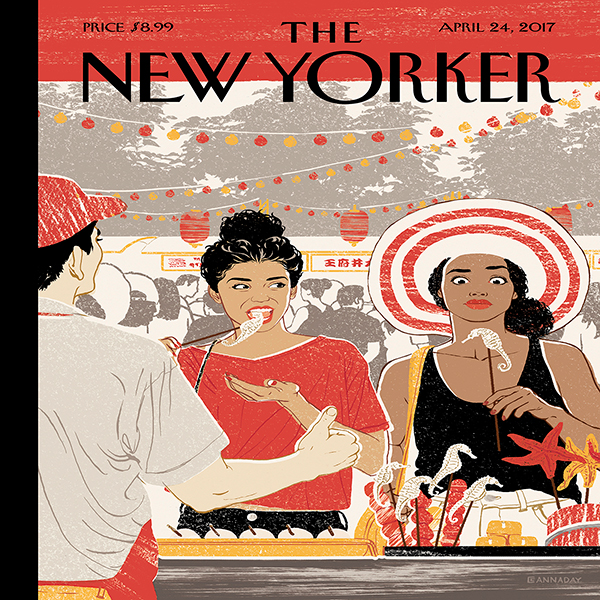 The New Yorker, April 24th 2017 (Jelani Cobb, D...