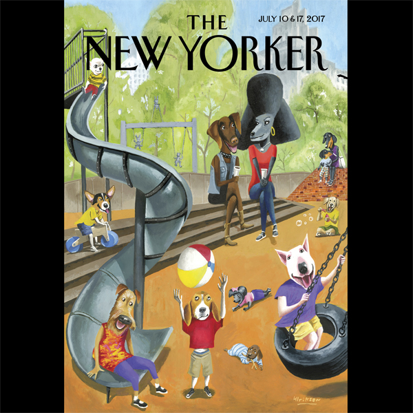 The New Yorker, July 10th and 17th 2017: Part 1...