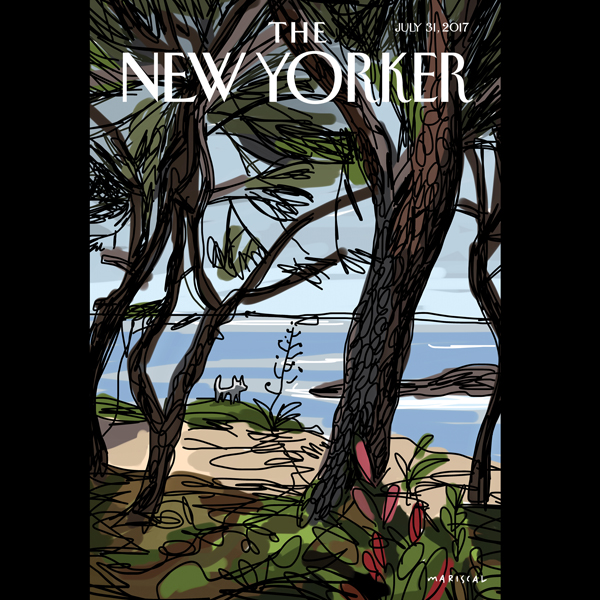 The New Yorker, July 31st 2017 (Emily Nussbaum,...