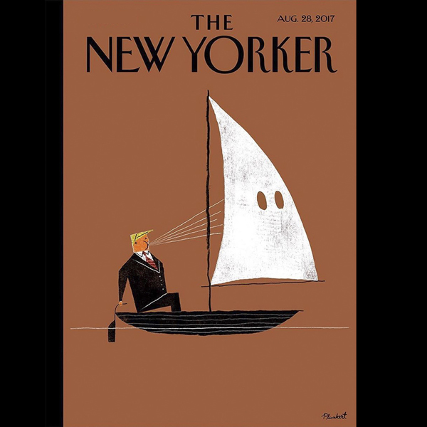 The New Yorker, August 28th 2017 (Elizabeth Kol...