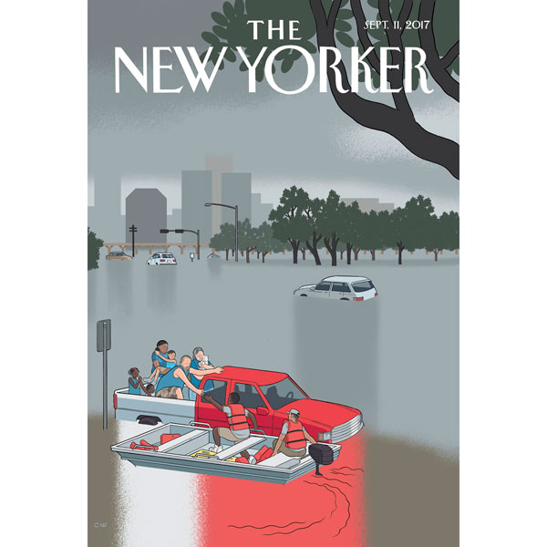 The New Yorker, September 11th 2017 (Alexis Oke...