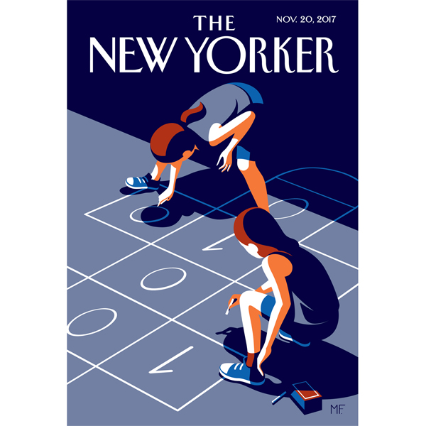 The New Yorker, November 20th 2017 (Sheelah Kol...