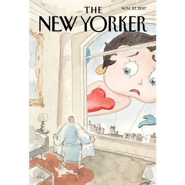 The New Yorker, November 27th 2017 (Alex Okeowo...