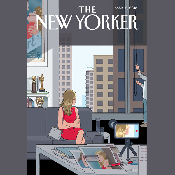 The New Yorker, March 5th 2018 (Mike Spies, Jon...