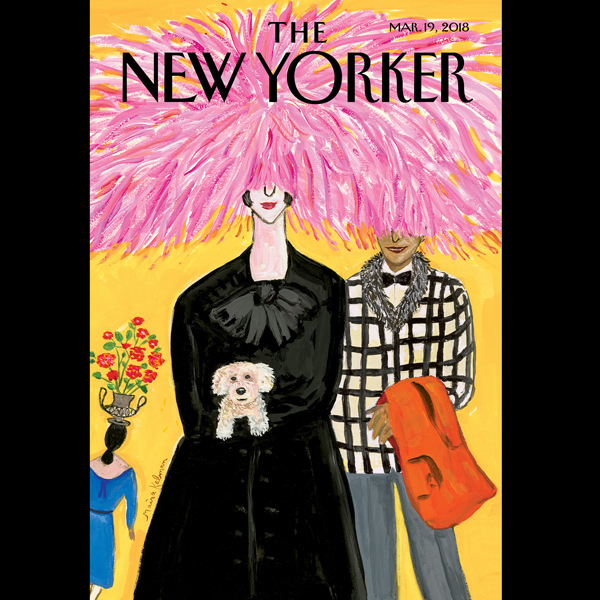 The New Yorker, March 19th 2018 (Rebecca Mead, ...
