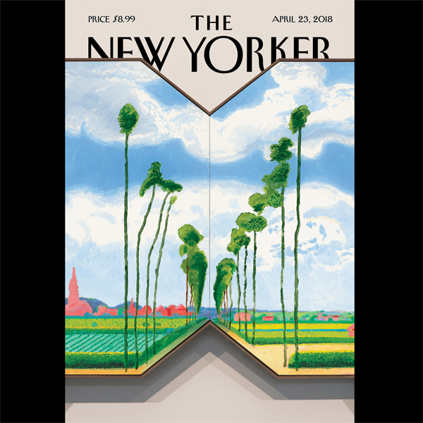The New Yorker, April 23rd 2018 (Nick Paumgarte...