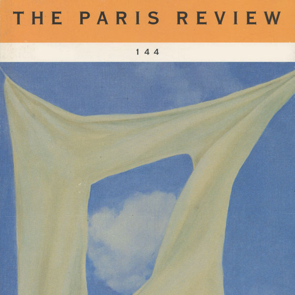The Paris Review No.144, Fall 1997, Hörbuch, Di...