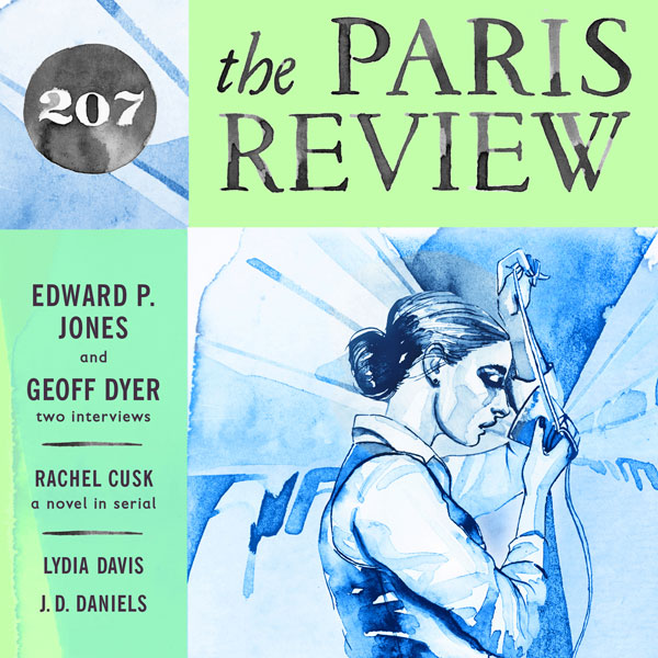 The Paris Review No.207, Winter 2013, Hörbuch, ...
