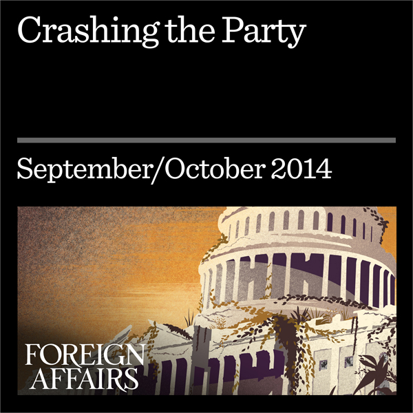 Crashing the Party: Why the GOP Must Modernize ...
