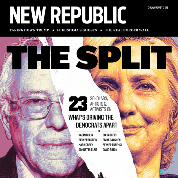 The New Republic, July/August 2016 , Hörbuch, D...