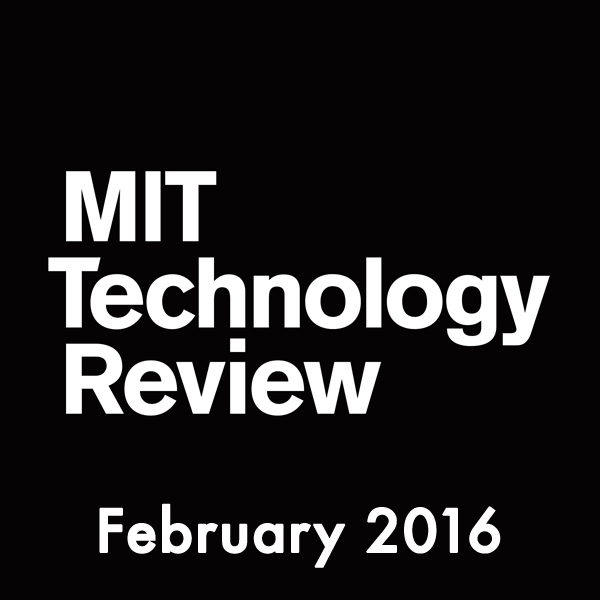MIT Technology Review, February 2016 (English),...