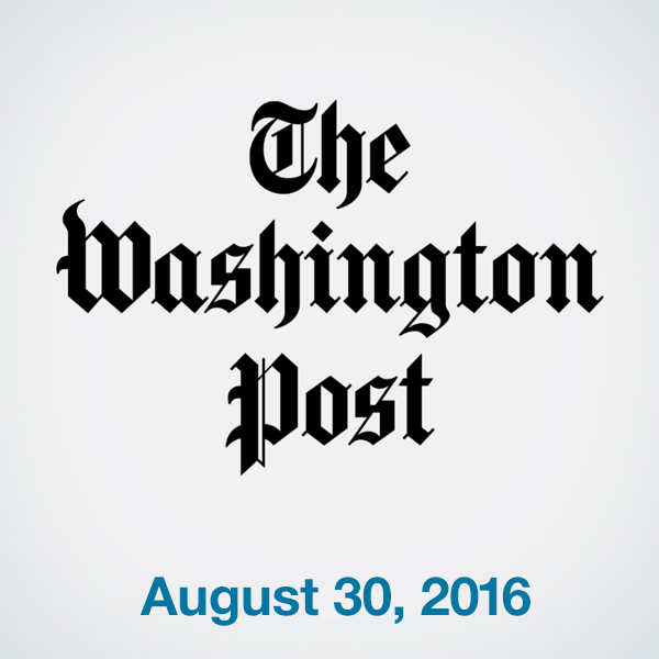 Top Stories Daily from The Washington Post, Aug...