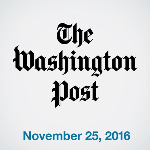 Top Stories Daily from The Washington Post, Nov...