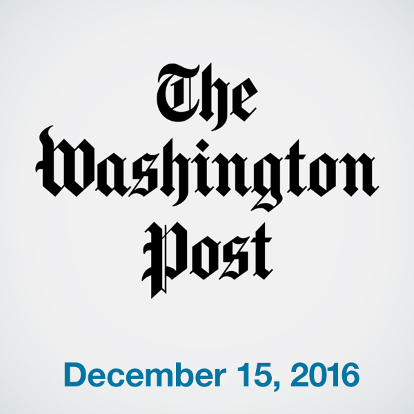 Top Stories Daily from The Washington Post, Dec...