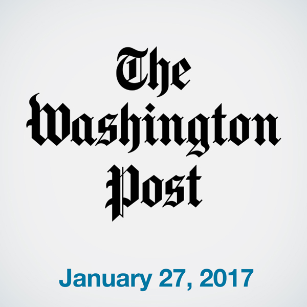 Top Stories Daily from The Washington Post, Jan...