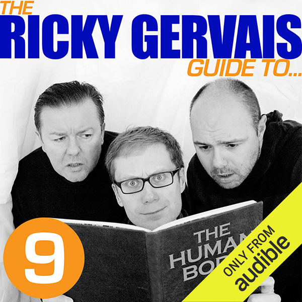 The Ricky Gervais Guide to... THE HUMAN BODY, H...