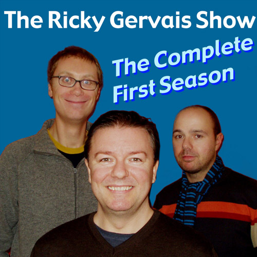 Ricky Gervais Show: The Complete First Season, ...