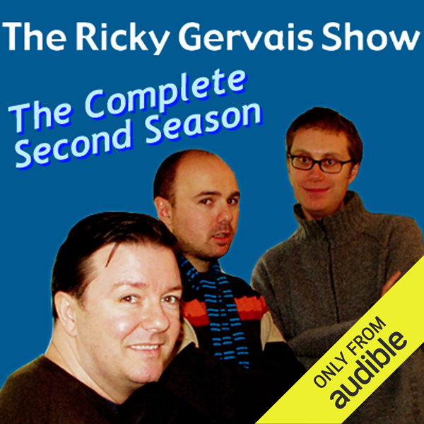 Ricky Gervais Show: The Complete Second Season,...