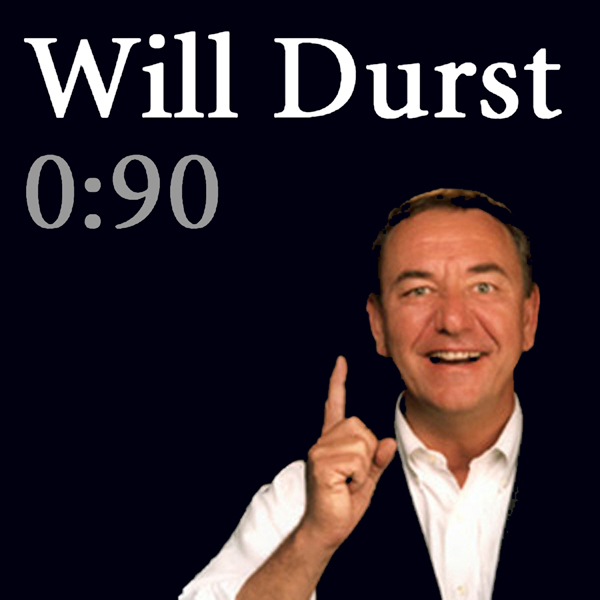 Will Durst 0: 90, Top 10 Comedic News Stories o...