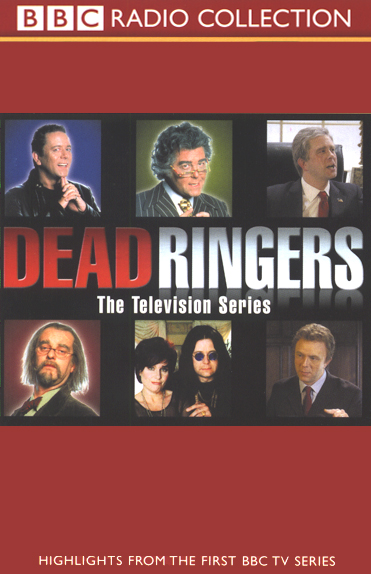 Dead Ringers: The Television Series, Hörbuch, D...
