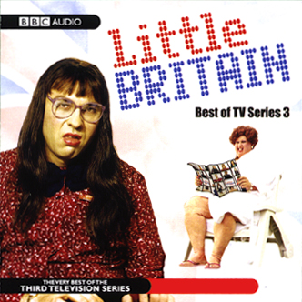 Little Britain: Best of TV Series 3, Hörbuch, D...