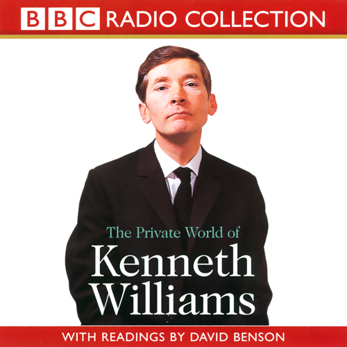 The Private World of Kenneth Williams, Hörbuch,...