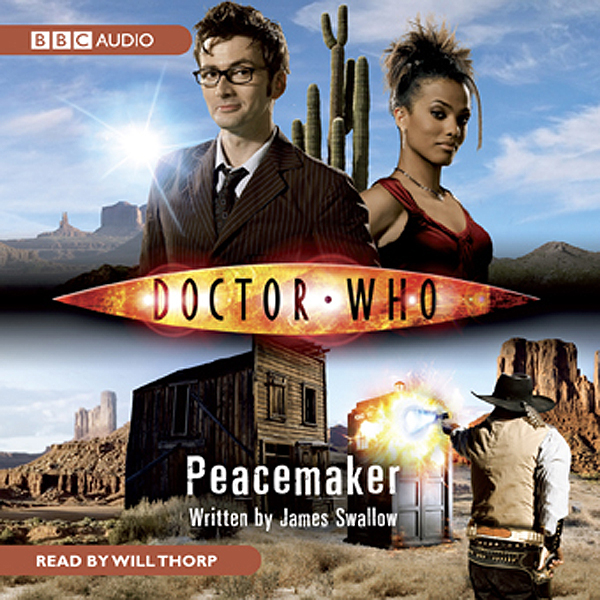 Doctor Who: Peacemaker , Hörbuch, Digital, unge...