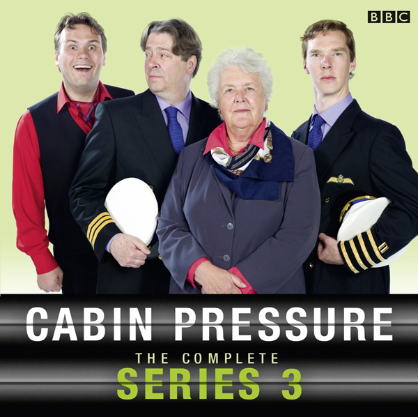 Cabin Pressure: The Complete Series 3, Hörbuch,...