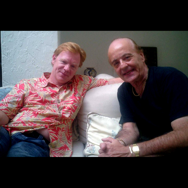 In Confidence With...David Caruso: An entertain...