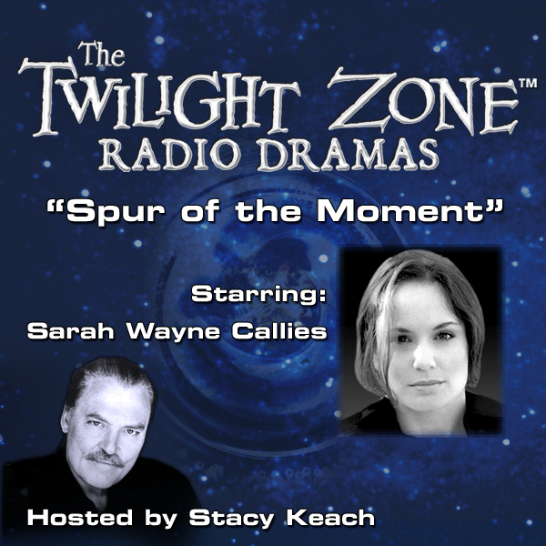 Richard Matheson Spur of the Moment: The Twilight Zone Radio Dramas, Hörbuch, Digital, 39min
