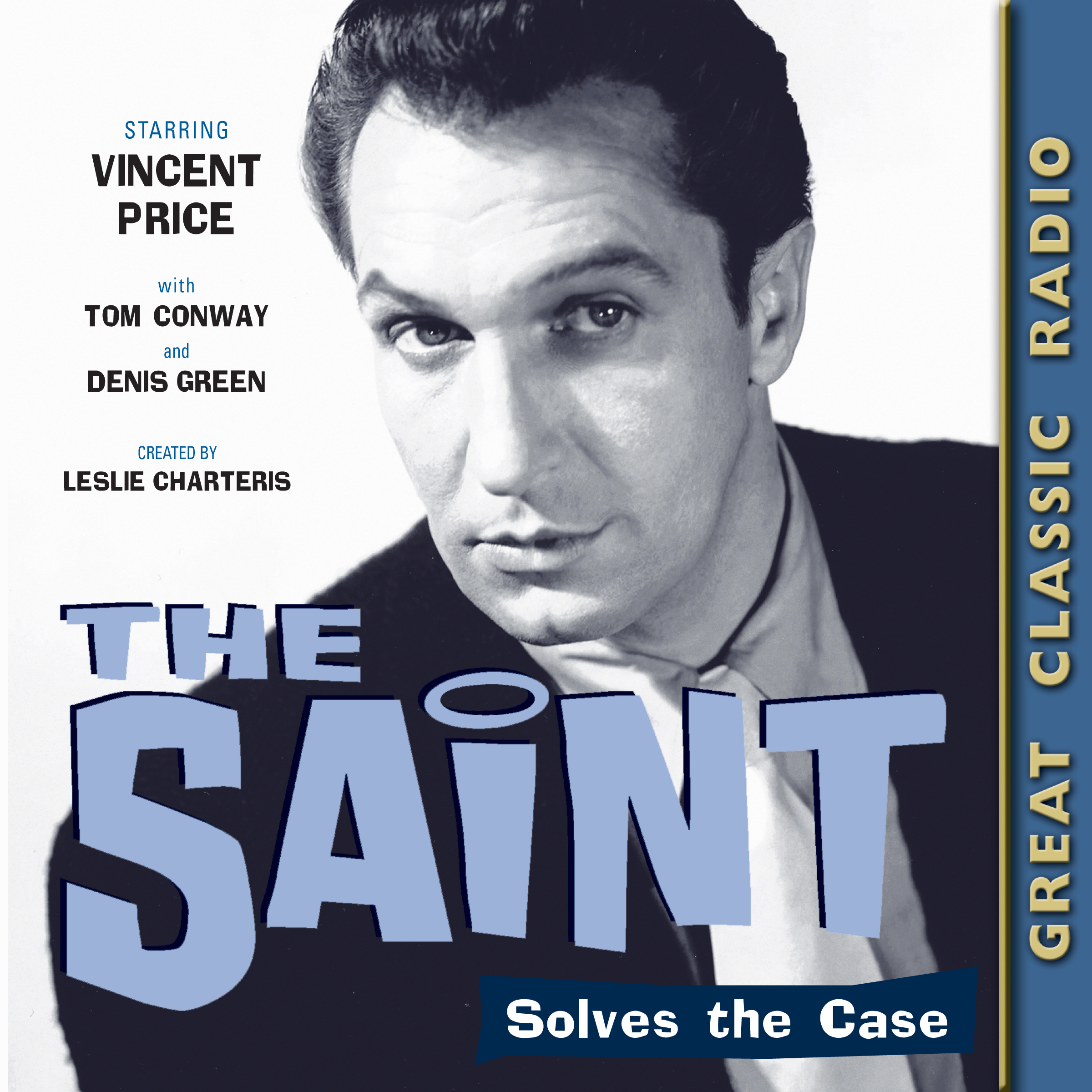The Saint: Solves the Case, Hörbuch, Digital, 1...