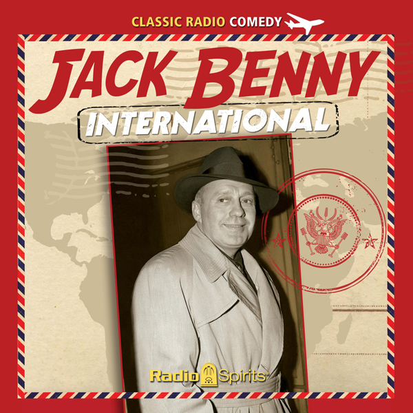 Jack Benny International , Hörbuch, Digital, 1,...