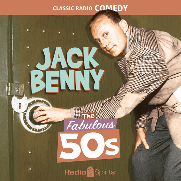 Jack Benny: The Fabulous 50s, Hörbuch, Digital,...