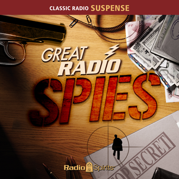Great Radio Spies, Hörbuch, Digital, 1, 575min