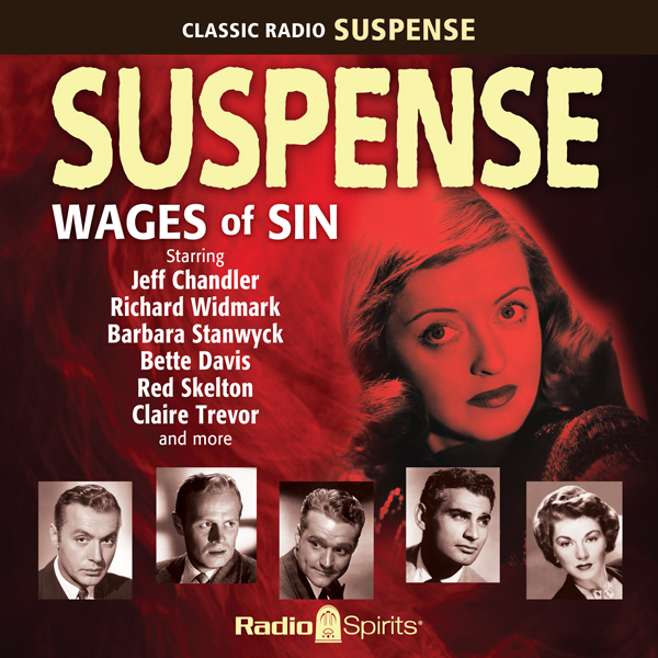 Suspense: Wages of Sin, Hörbuch, Digital, 1, 591min
