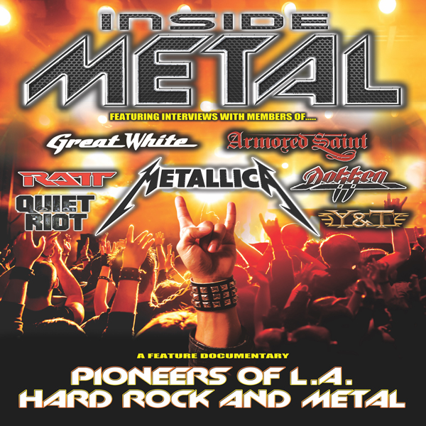 Inside Metal: Pioneers of LA Hard Rock and Meta...