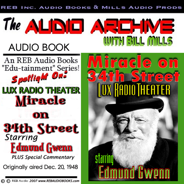 Miracle on 34th Street: A Special Lux Theater E...