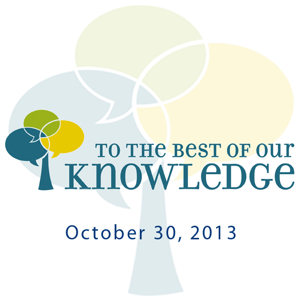 To the Best of Our Knowledge: Building Stories,...