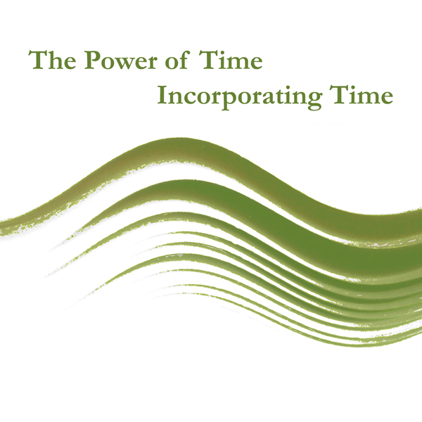 Power of Time: Incorporating Time, Hörbuch, Dig...