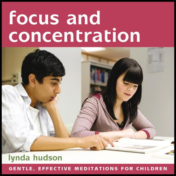 Focus and Concentration: 10-16 Year-olds , Hörb...