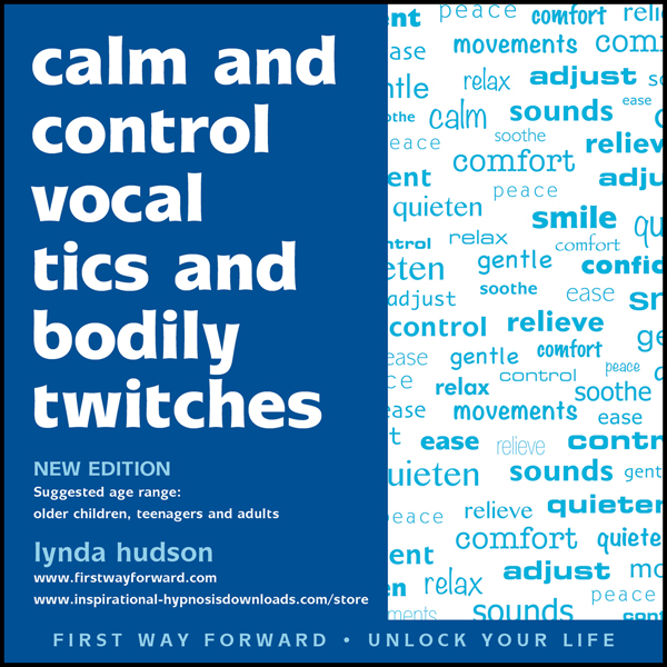 Calm and Control Vocal Tics and Bodily Twitches, Hörbuch, Digital, 1, 25min