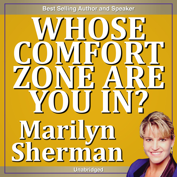 Whose Comfort Zone Are You In?, Hörbuch, Digita...