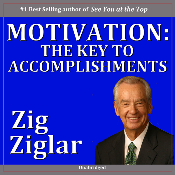 Motivation: The Key to Accomplishments , Hörbuc...