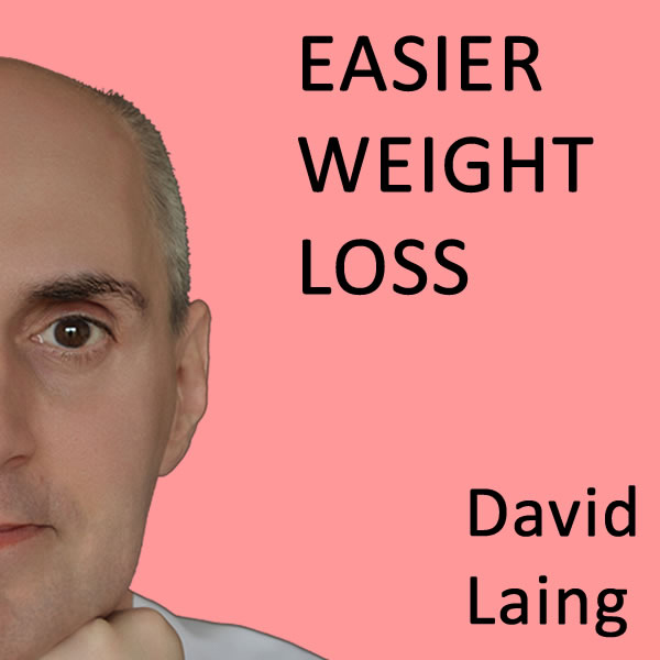 Easier Weight Loss with David Laing, Hörbuch, D...
