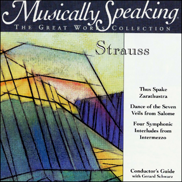 Conductor´s Guide to Strauss´ Thus Spake Zarathustra and Dance of the Seven Veils from Salome, Hörbuch, Digital, 1, 72min