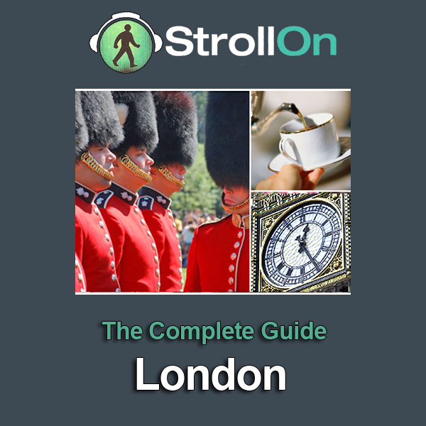 Strollon: The Complete London Guide , Hörbuch, ...